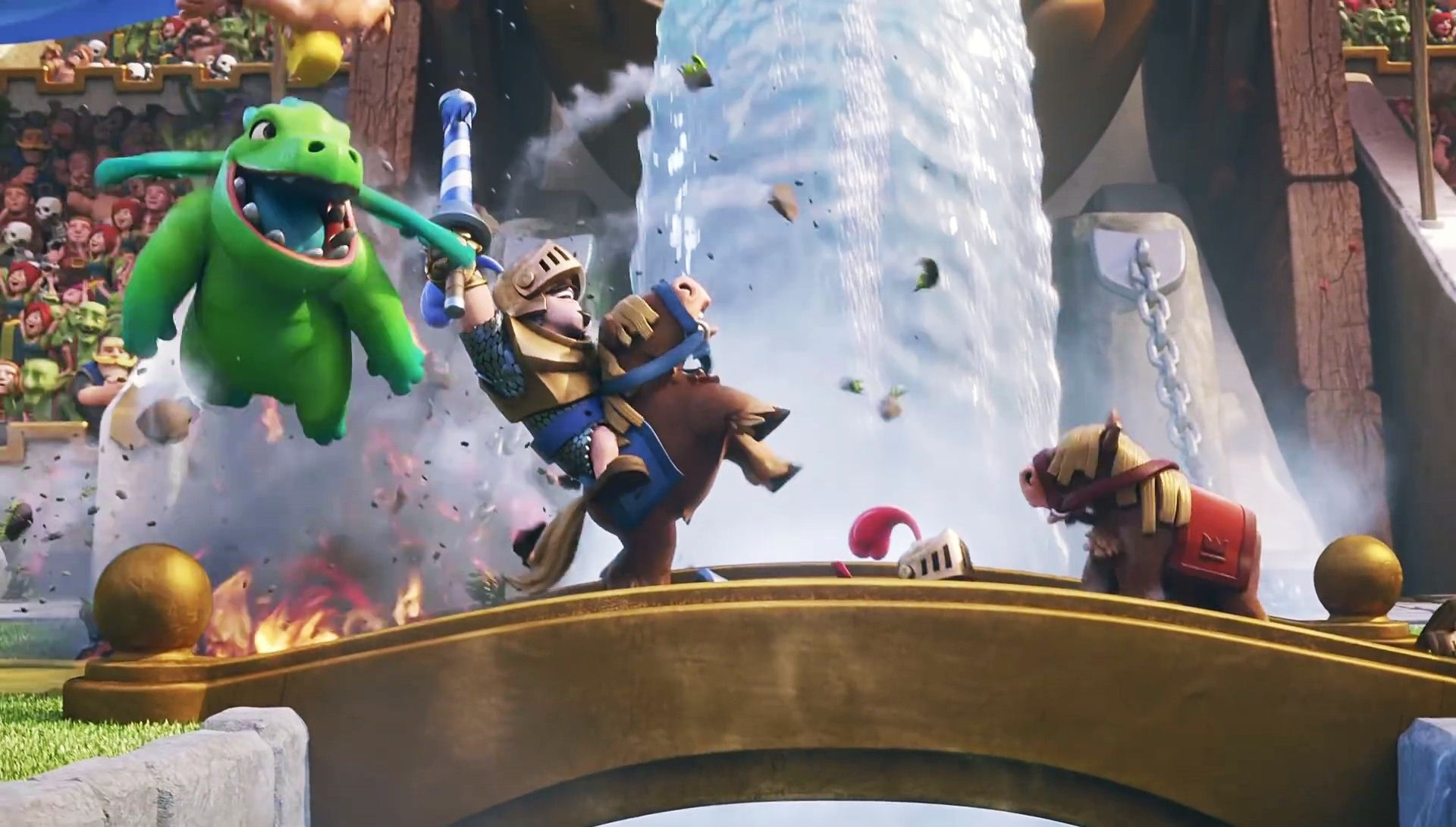 clash royale wallpapers hd backgrounds, images, pics, photos free