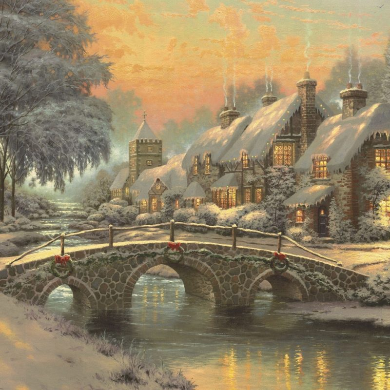 10 Top Thomas Kinkade Christmas Wallpaper Desktop FULL HD 1080p For PC Background 2018 free download classic christmas paintingthomas kinkade e29da4 4k hd desktop 800x800