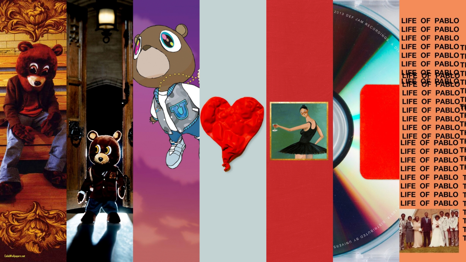 clean hq discography wallpaper kanye beautiful kanye west wallpaper