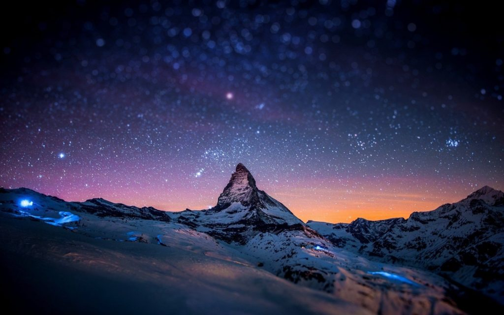10 Best Night Sky Desktop Background FULL HD 1080p For PC Background 2018 free download clear night sky over the mountains wallpaper wallpaper colors 1 1024x640