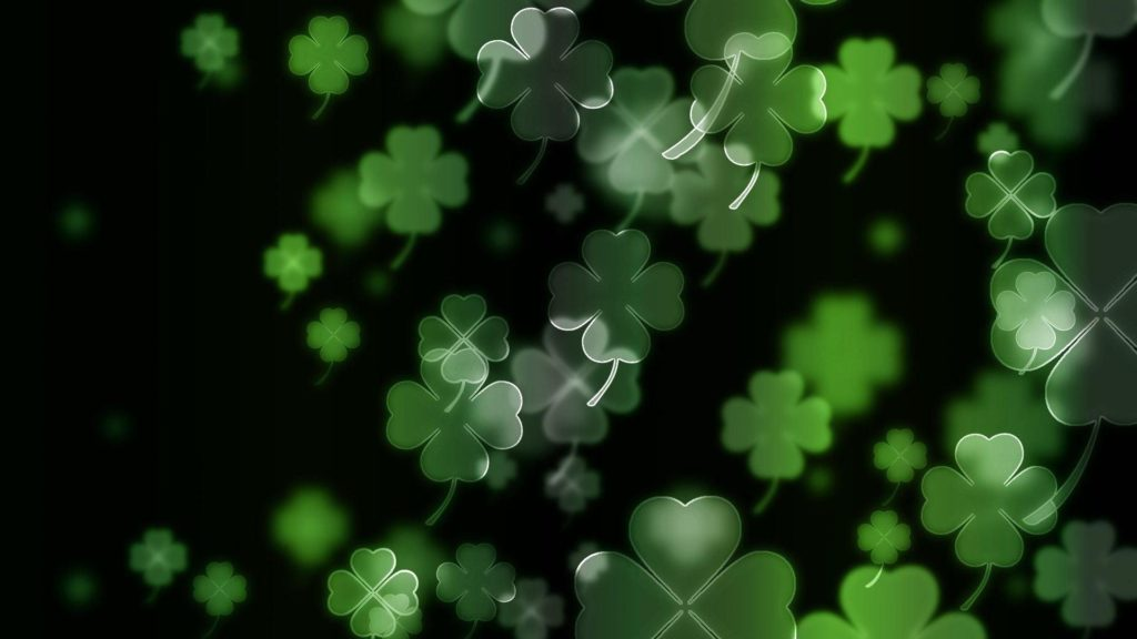 10 Latest 4 Leaf Clover Wallpapers FULL HD 1080p For PC Background 2018 free download clovers four leaf clover irish luck wallpaper 142027 1024x576
