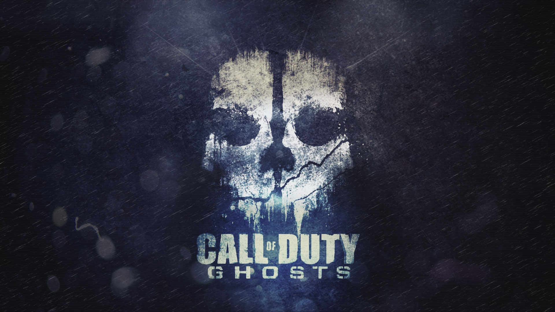 cod ghosts skull full hd wallpaper and background image | 1920x1080