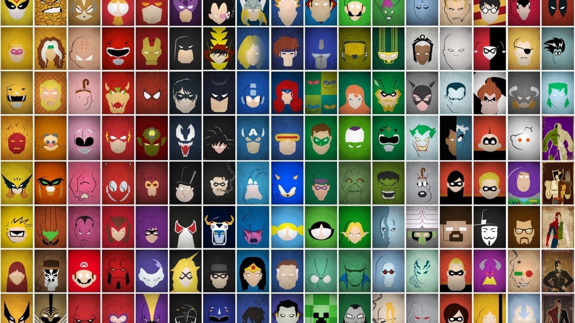 10 Top Comic Book Desktop Backgrounds FULL HD 1920×1080 For PC Desktop