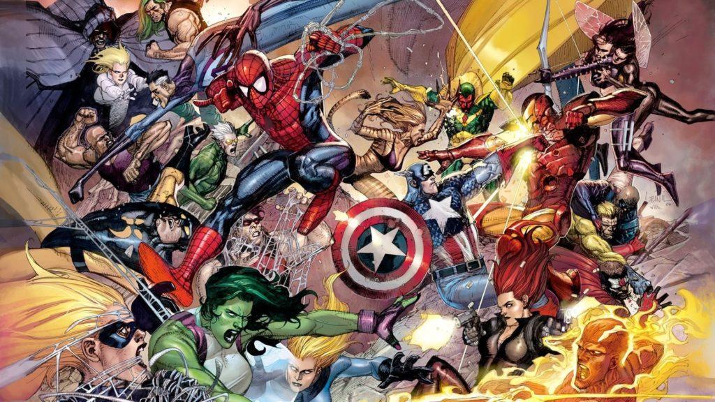 10 New Marvel Comics Wallpaper Hd FULL HD 1920×1080 For PC Desktop 2018 free download comic book wallpapers wallpaper wiki 1024x576