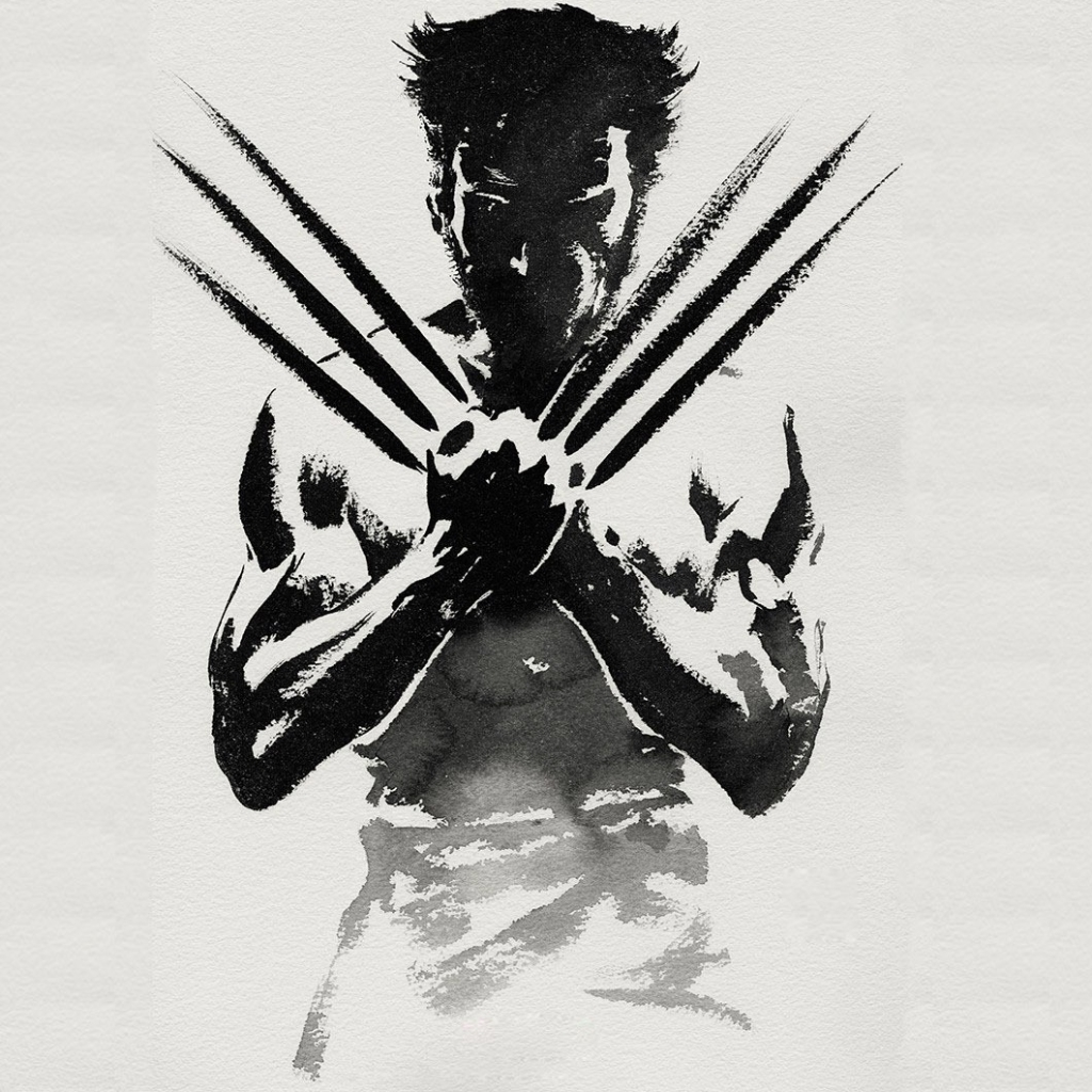 10 new wolverine black and white wallpaper full hd 1080p for pc background 2019 - Wallpaper wolverine 4k ...