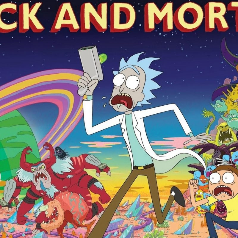 10 Latest Rick And Morty Desktop Backgrounds FULL HD 1080p For PC Background 2018 free download computer wallpapers rick and morty 2018 cute screensavers 800x800