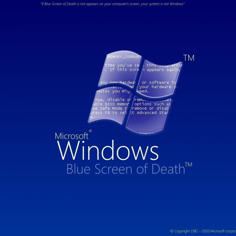 10 Top Blue Screen Of Death Desktop Background FULL HD 1080p For PC Desktop 2018 free download computer windows blue screen of death desktop wallpaper nr 40489 800x800