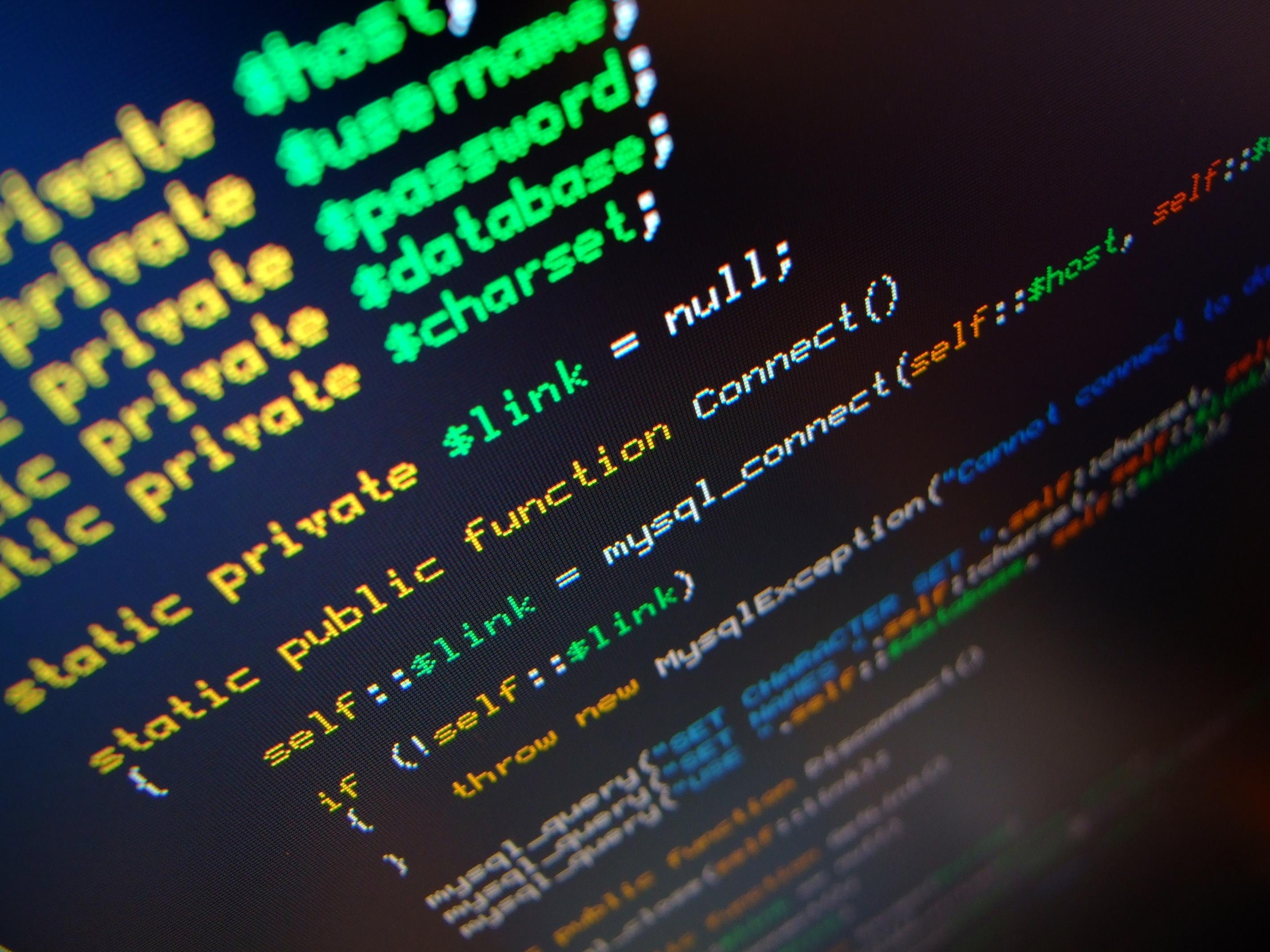 computers html computer code wallpaper | 1680x1050 | 66749 | wallpaperup