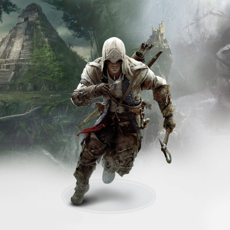 10 Latest Assassin's Creed 3 Wallpaper Hd FULL HD 1080p For PC Desktop 2020 free download connor in assassins creed 3 wallpapers hd wallpapers id 13375 800x800