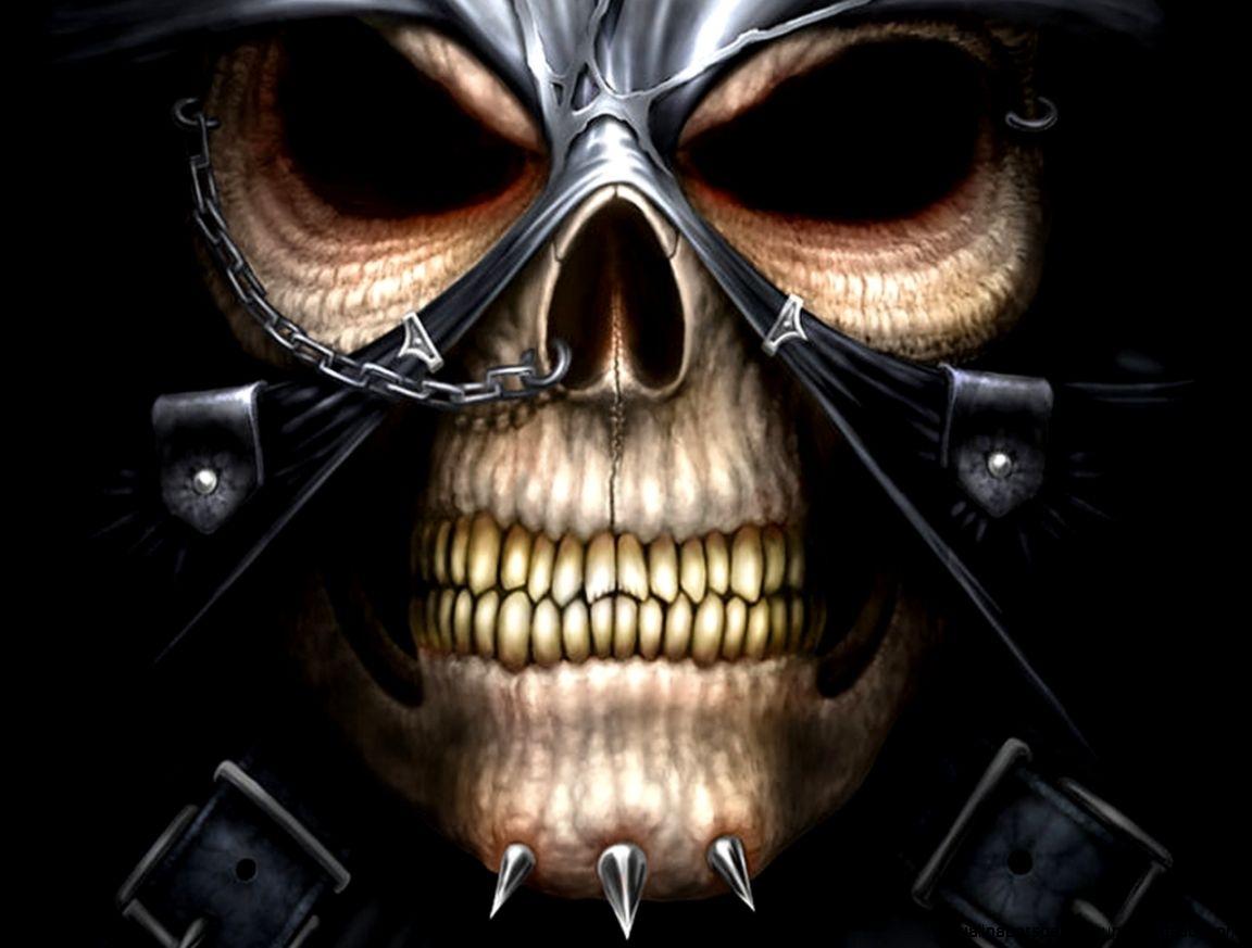 Skull 3d Wallpaper: 10 Top Cool 3D Skull Wallpapers FULL HD 1080p For PC