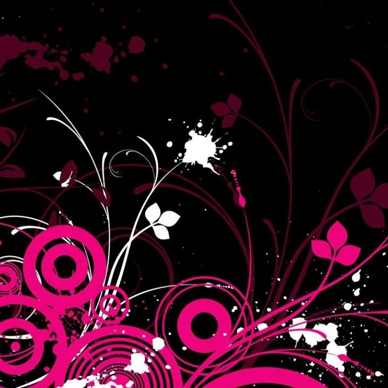 10 Top Pink And Black Wallpapers FULL HD 1080p For PC Background 2018 free download cool background designs free pink black design wallpaper 800x800