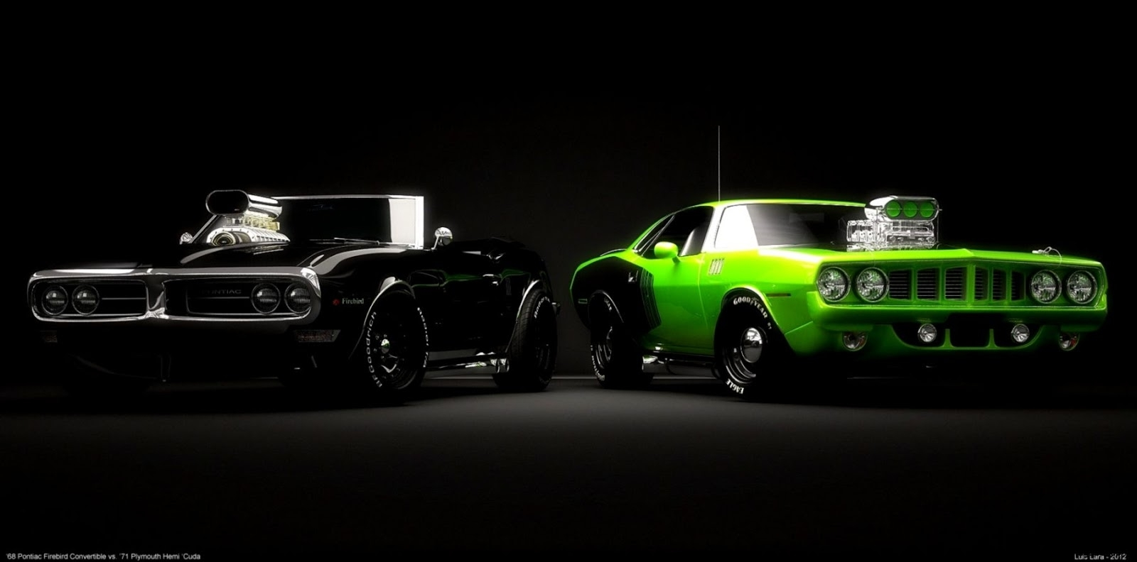 10 Most Popular Cool Muscle Car Wallpapers Full Hd 1920 1080 For Pc