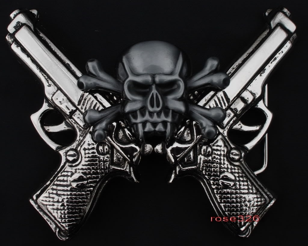 cool skulls with guns skulls with guns - cool graphic - graffiti