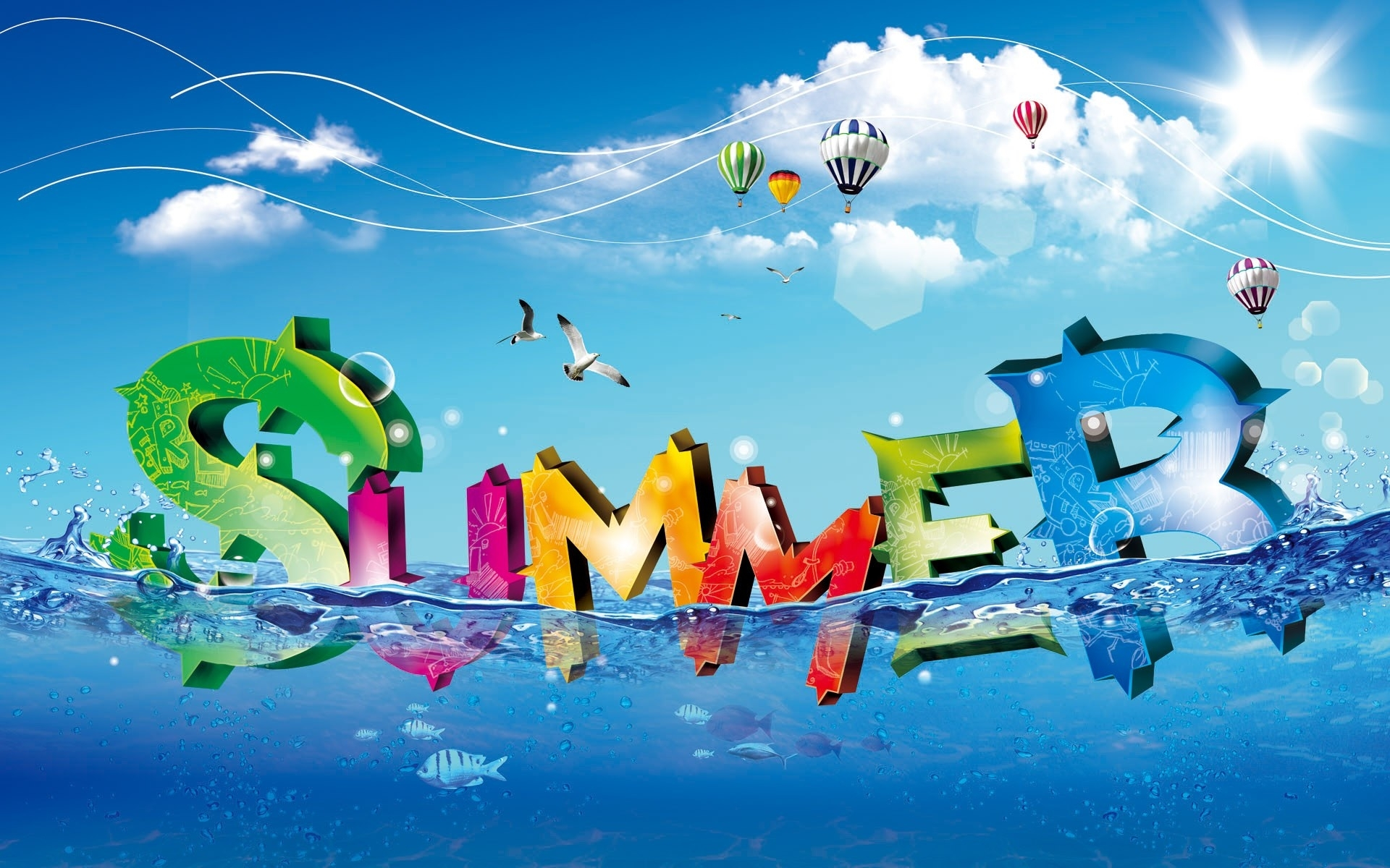 cool summer wallpapers | hd wallpapers | id #8680