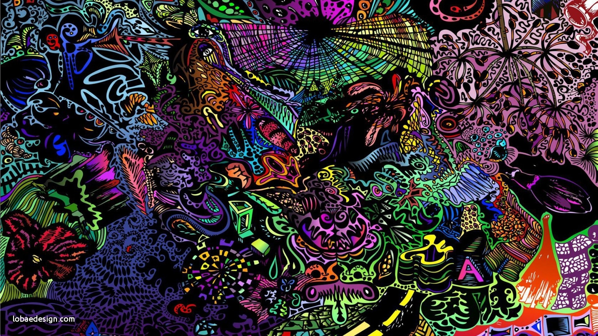 cool trippy 1080p wallpaper wallpapers | lobaedesign