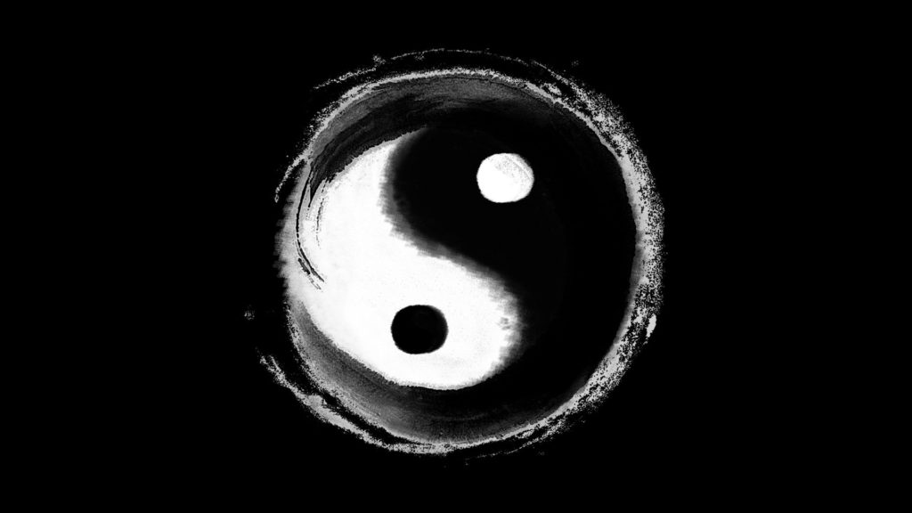 10 Best Yin And Yang Background FULL HD 1920×1080 For PC Desktop 2018 free download cool yin yang desktop wallpaper wallpaper wiki 1024x576