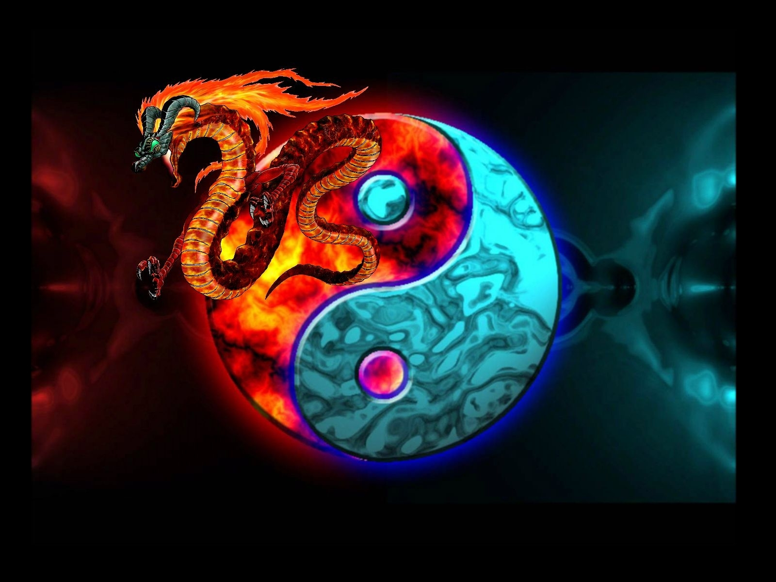 cool yin yang wallpaper - wallpapersafari | free wallpapers