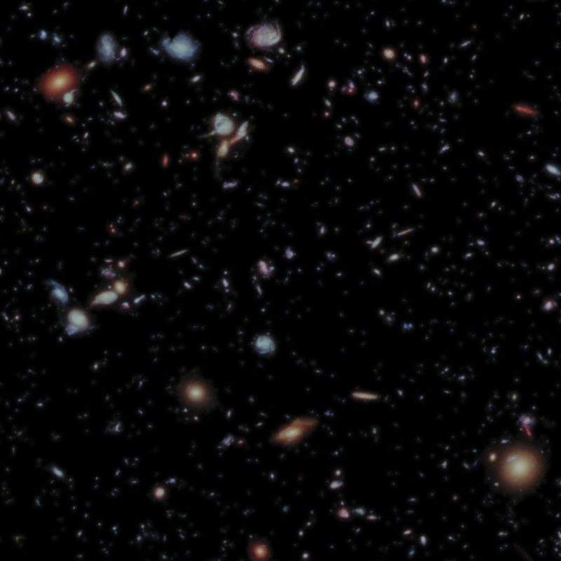 10 Most Popular Hubble Deep Field Background FULL HD 1080p For PC Desktop 2018 free download cosmic exploration hubble extreme deep field youtube 800x800