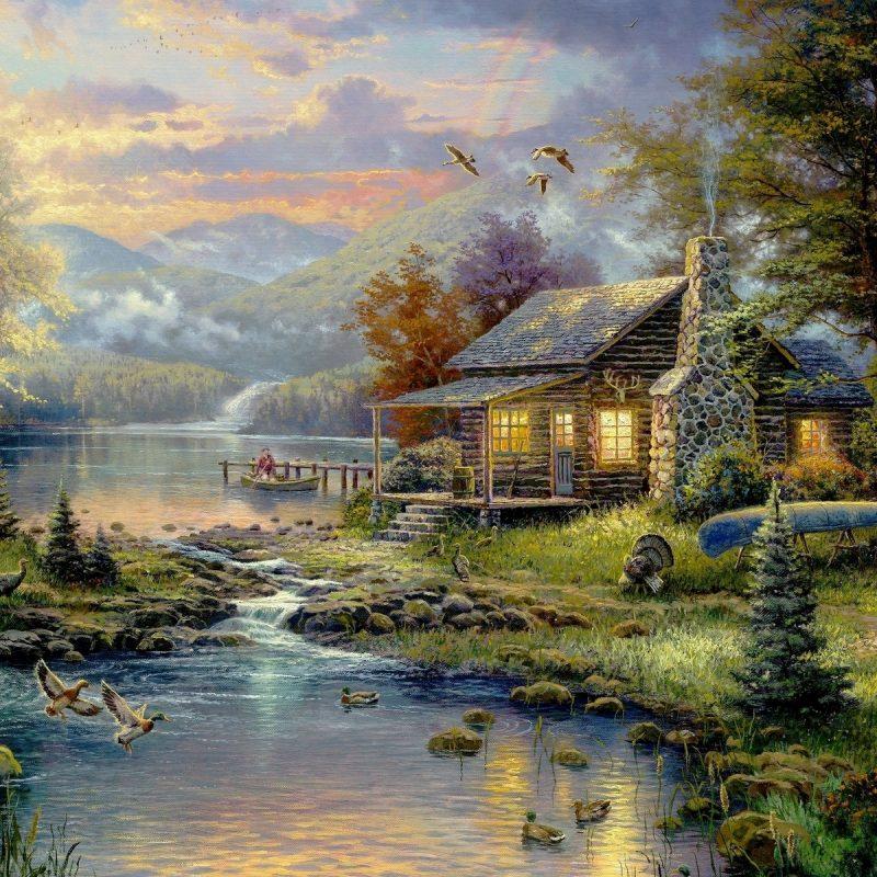 10 Most Popular Thomas Kinkade Desktop Wallpaper FULL HD 1080p For PC Desktop 2020 free download country country house wallpaper art paintings hd desktop 800x800