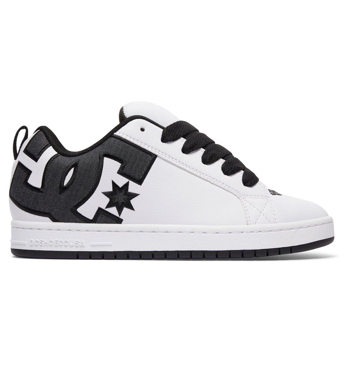 court graffik se - baskets 300927 | dc shoes