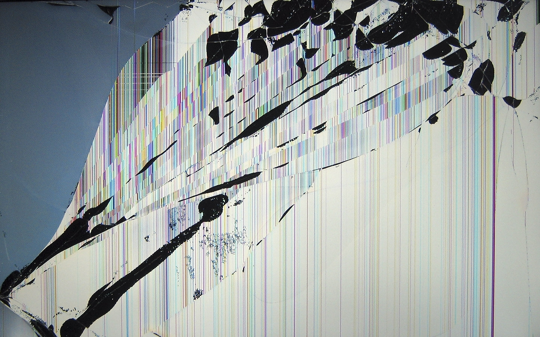 cracked lcd screen wallpaper prank - xp-genius