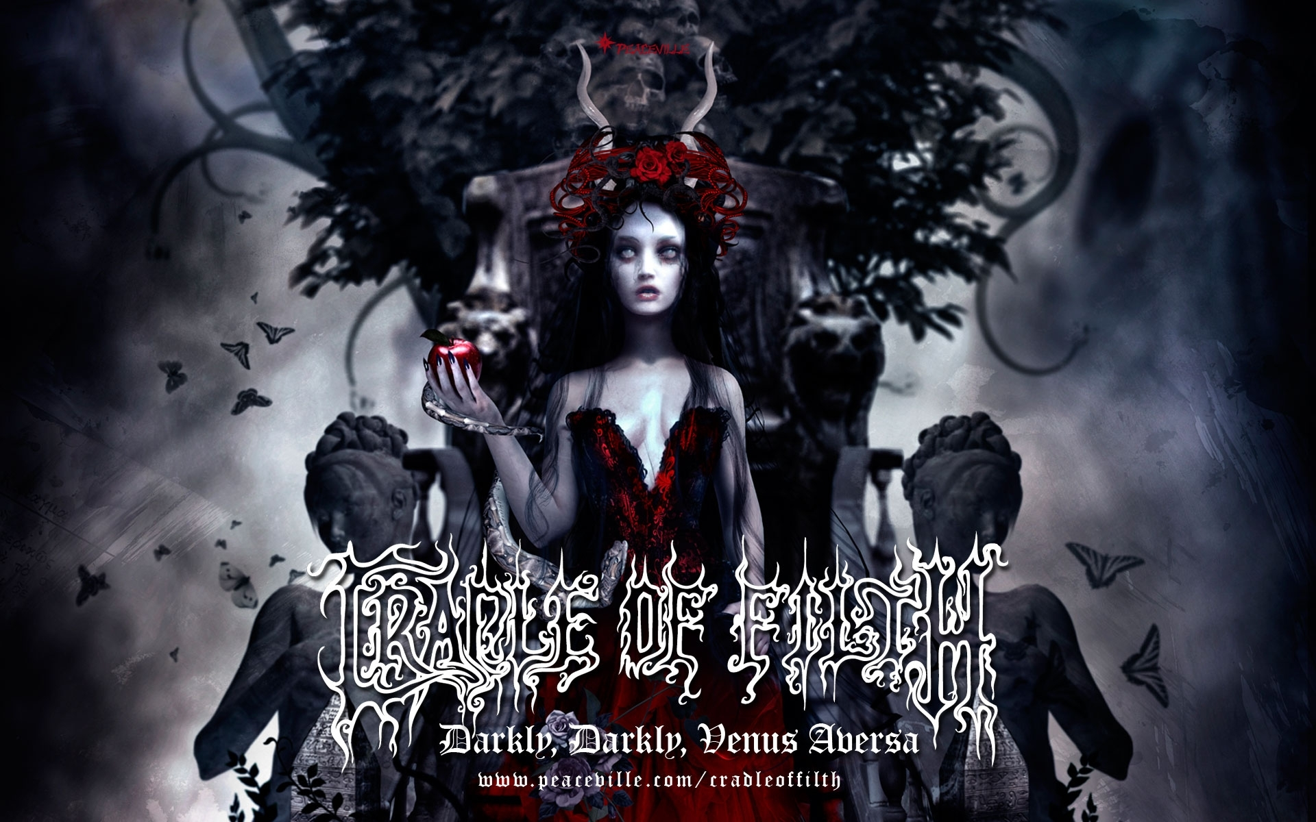 cradle of filth full hd wallpaper and background image | 1920x1200
