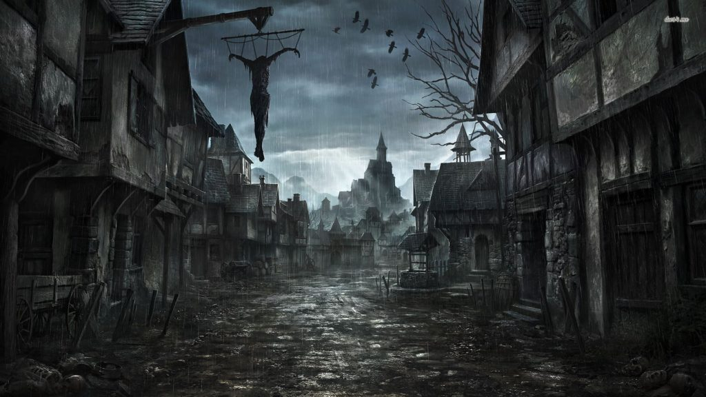 10 New Scary Halloween Wallpapers Hd FULL HD 1080p For PC Desktop 2020 free download creepy halloween wallpaper top backgrounds wallpapers 1024x576