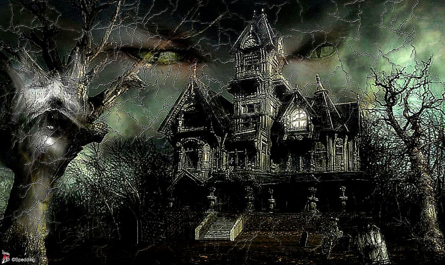 10 most popular scary halloween wallpapers free full hd - Most popular hd wallpapers 1080p ...