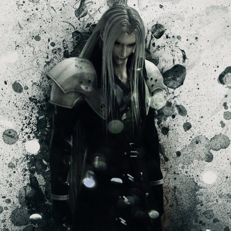 10 Most Popular Final Fantasy Sephiroth Wallpaper FULL HD 1920×1080 For PC Desktop 2018 free download crisis core final fantasy vii sephiroth wallpaper 1 800x800