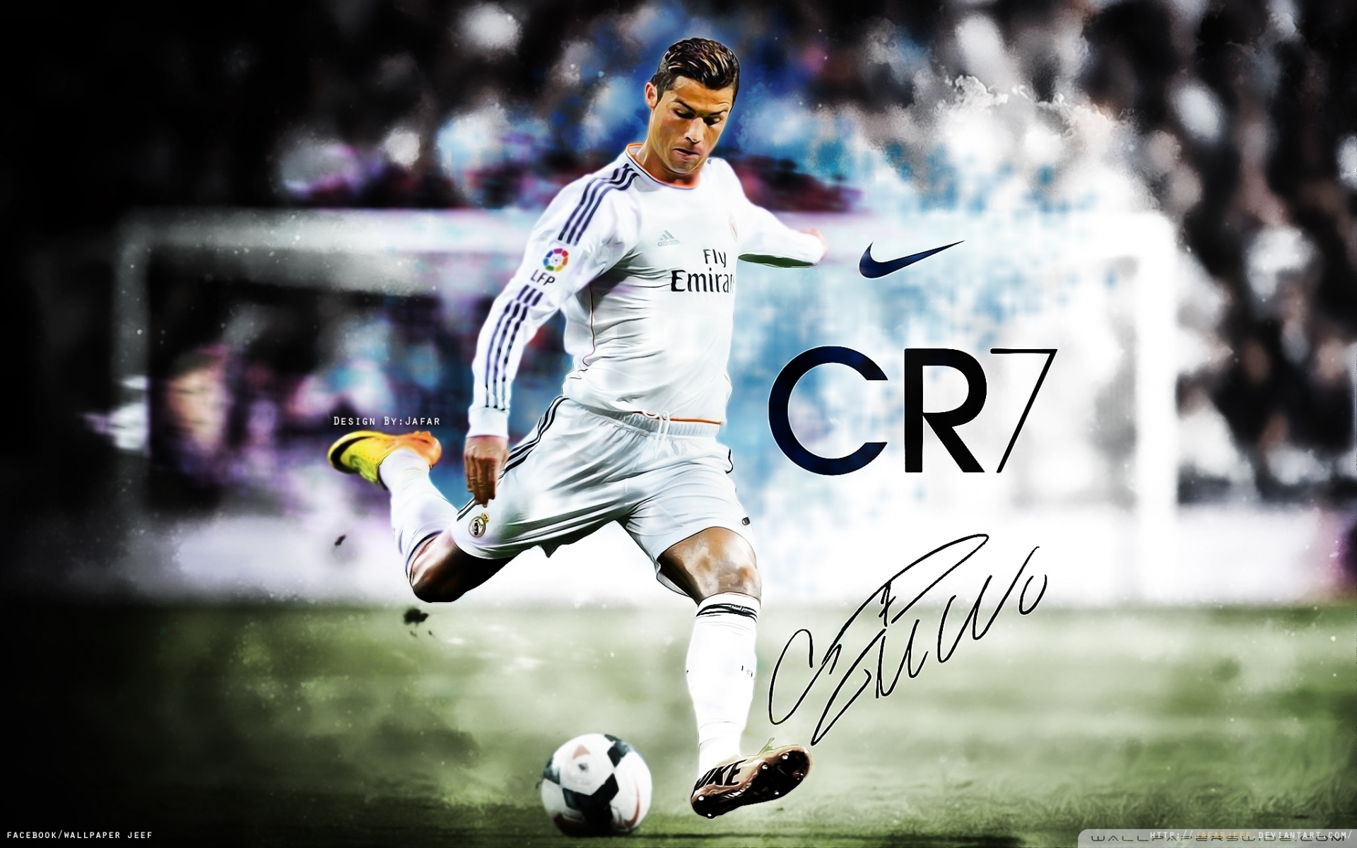 cristiano ronaldo real madrid 2014 ❤ 4k hd desktop wallpaper for