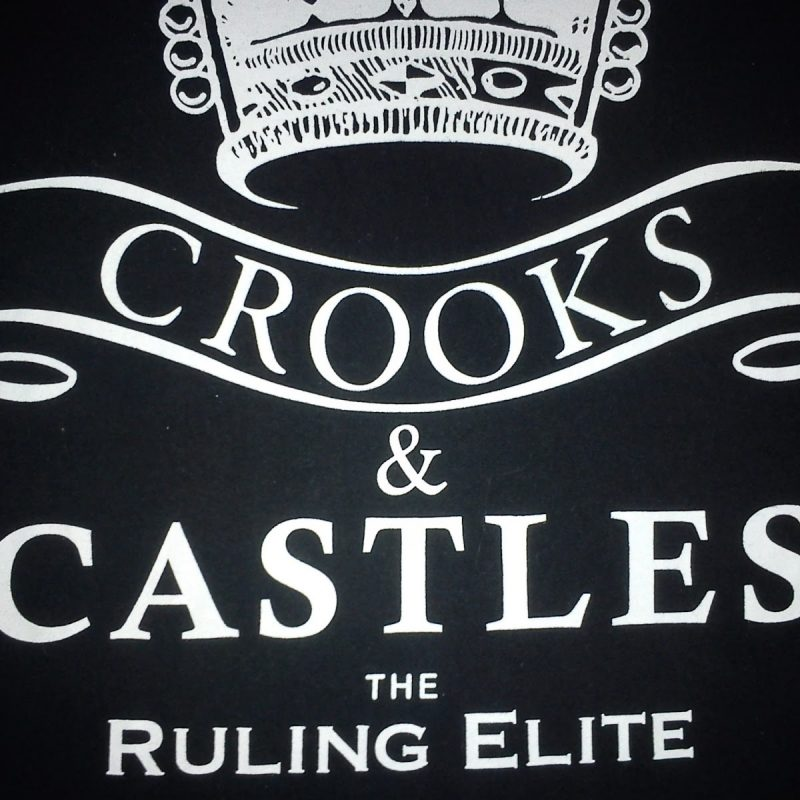 Crooks And Castles Logo Wallpaper