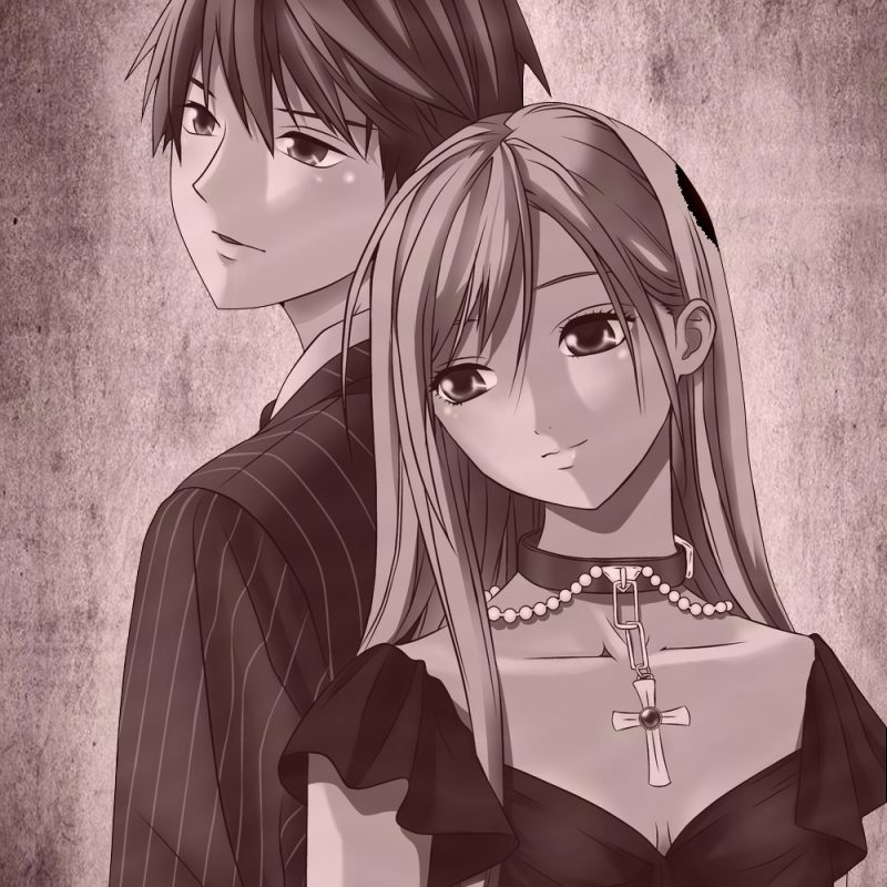 10 Latest Cute Anime Couple Pictures FULL HD 1080p For PC