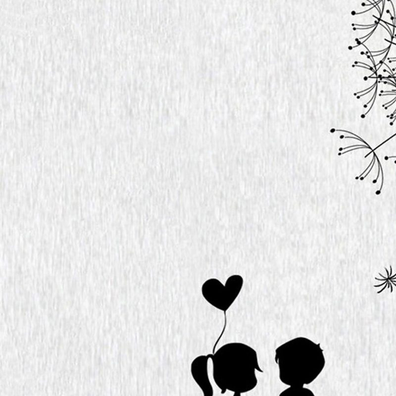 10 Best Cute Black And White Wallpapers FULL HD 1920×1080 For PC Desktop 2020 free download cute couples black and white illustrations iphone wallpaper 1 800x800