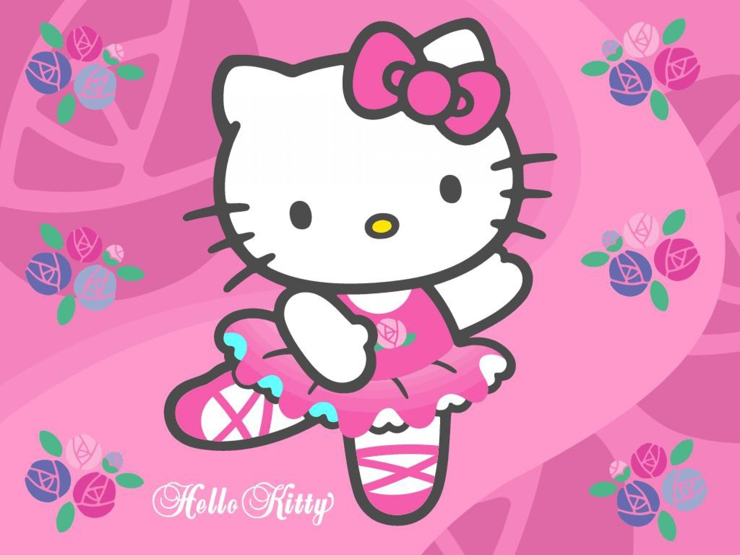 cute hello kitty wallpapers ·①