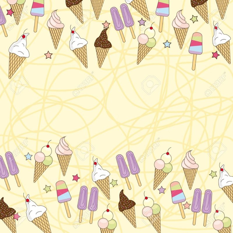 10 Best Cute Ice Cream Backgrounds FULL HD 1080p For PC Desktop 2018 free download cute ice cream over yellow background vector illustration royalty 800x800