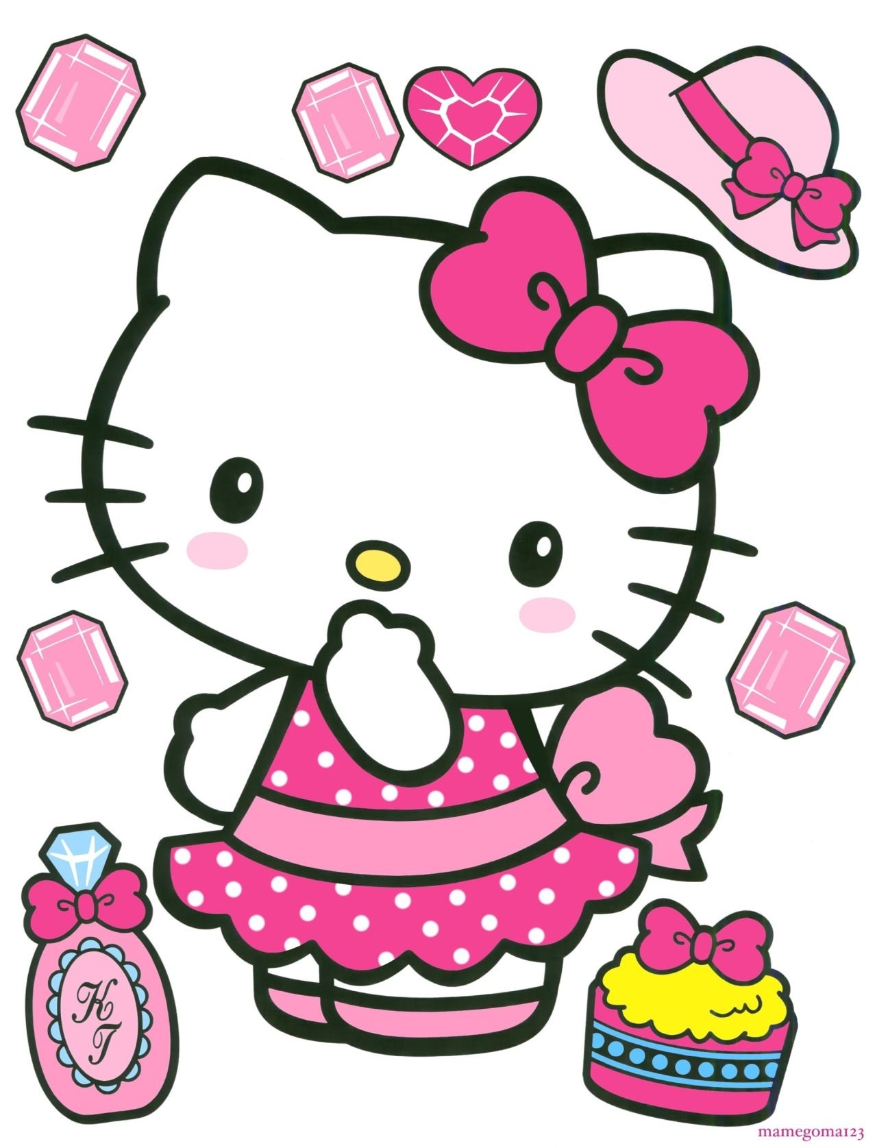 cute images : photo | hello kitty | pinterest | images photos, hello