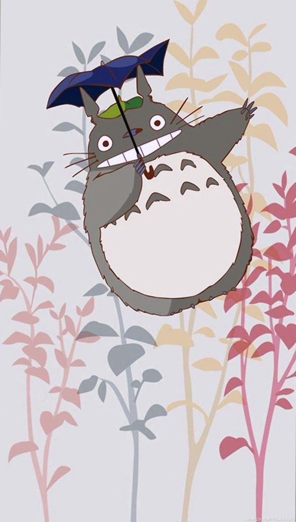 10 Top My Neighbor Totoro Iphone Wallpaper FULL HD 1080p For PC Background 2018 free download cute my neighbor totoro iphone 6 iphone 6 plus full hd wallpaper 581x1024