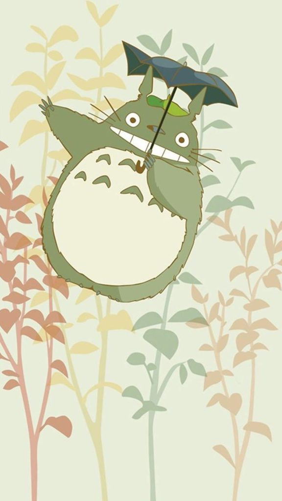 10 Top My Neighbor Totoro Iphone Wallpaper FULL HD 1080p For PC Background 2018 free download cute my neighbor totoro iphone 6 wallpaper wallpaper pinterest 576x1024