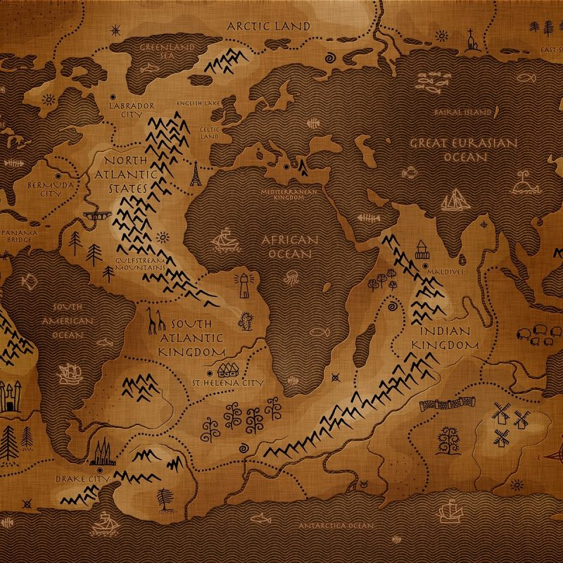 10 Latest Ancient World Map Wallpaper FULL HD 1920×1080 For PC Background 2018 free download daily wallpaper a different take on an ancient map i like to 800x800