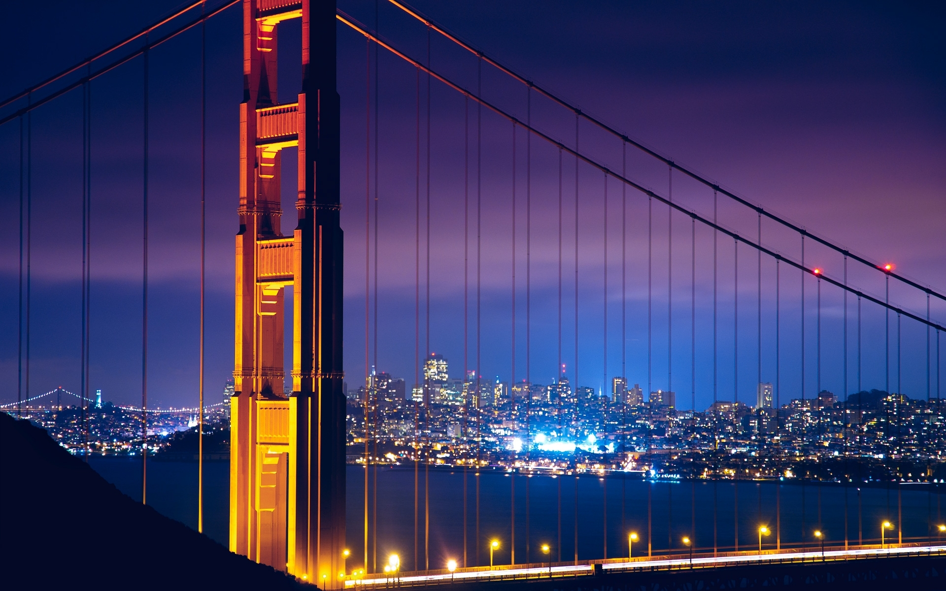 daily wallpaper: golden gate bridge, san francisco [exclusive] | i