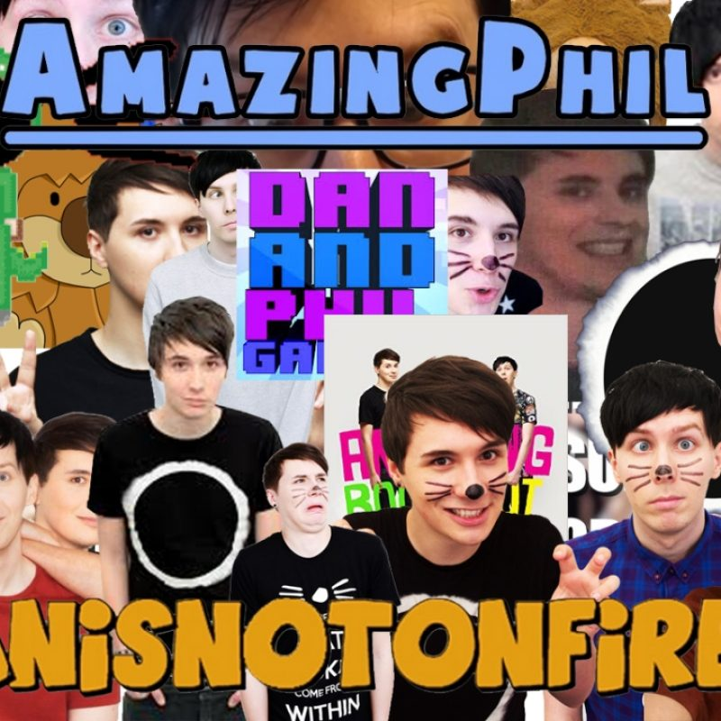 10 Best Dan And Phil Wallpapers FULL HD 1920×1080 For PC Desktop 2018 free download dan and phil wallpapers 800x800