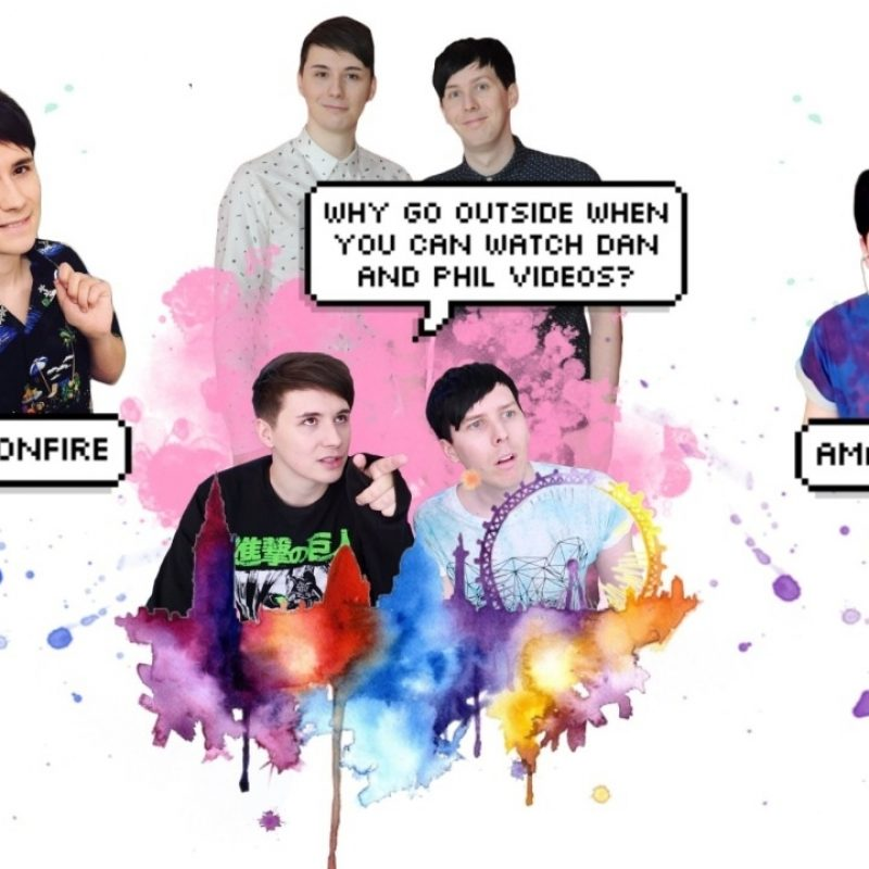 10 Best Dan And Phil Wallpapers FULL HD 1920×1080 For PC Desktop 2018 free download dan and phil wallpapers dan phil laptop or desktop wallpapers 800x800