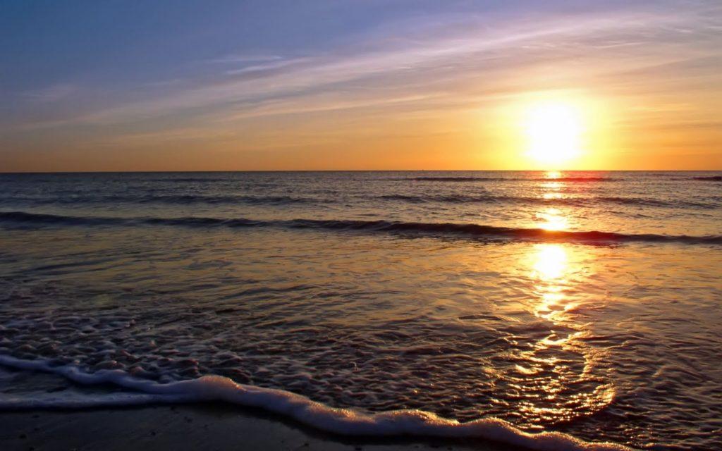 10 Best Beach Sunset Desktop Wallpaper FULL HD 1080p For PC Background 2018 free download daniel sierra sunset beach wallpapers for desktop backgrounds 1 1024x640