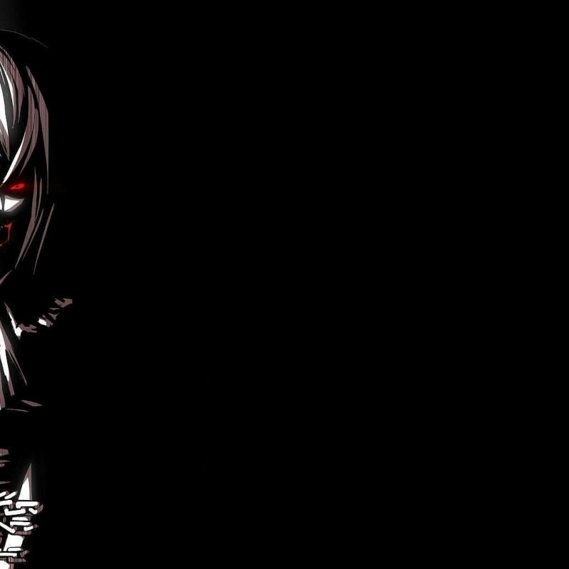 10 Most Popular Anime Wallpaper Black And White FULL HD 1080p For PC Desktop 2018 free download dark anime wallpapers wallpaper cave 1 800x800
