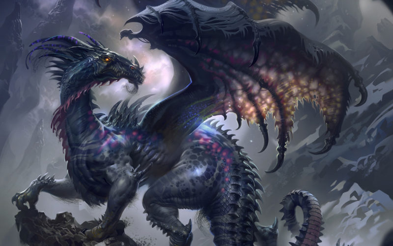 10 Most Popular Dark Dragon Wallpaper FULL HD 1080p For PC Background 2021 free download %name