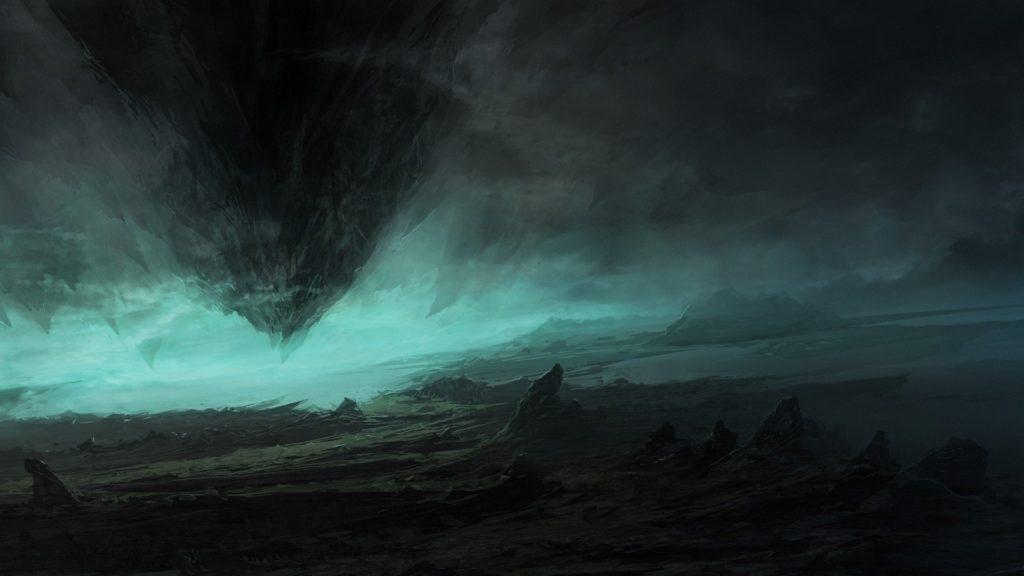 10 Latest Dark Fantasy Landscape Wallpaper FULL HD 1920×1080 For PC Desktop 2018 free download dark fantasy landscape 810151 walldevil 1024x576