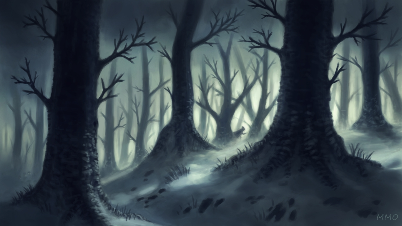 dark forest drawing at getdrawings | free for personal use dark