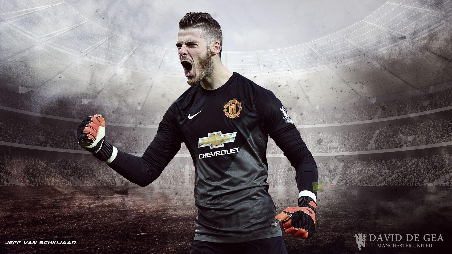 10 Top David De Gea Wallpapers FULL HD 1920×1080 For PC Background