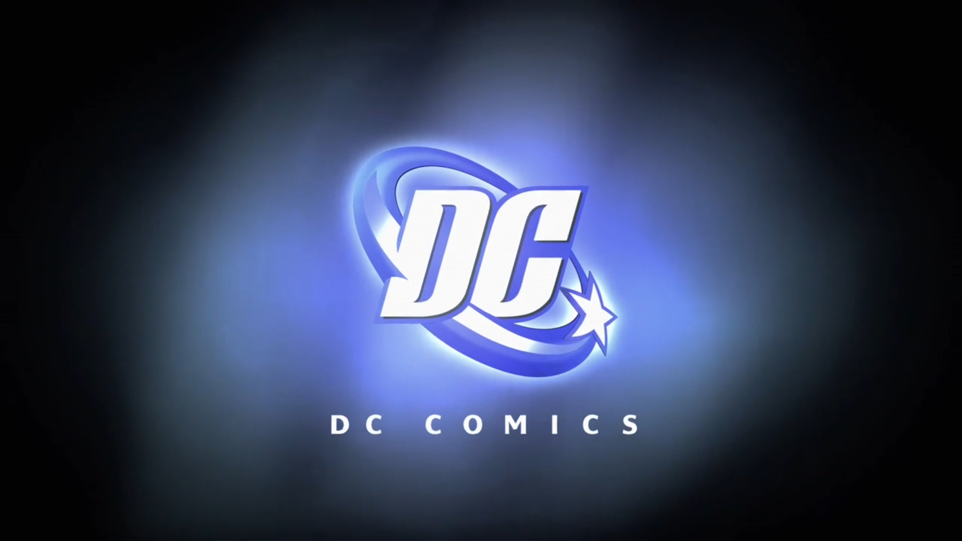 dc comics logo hd wallpaper | wallpapers.gg