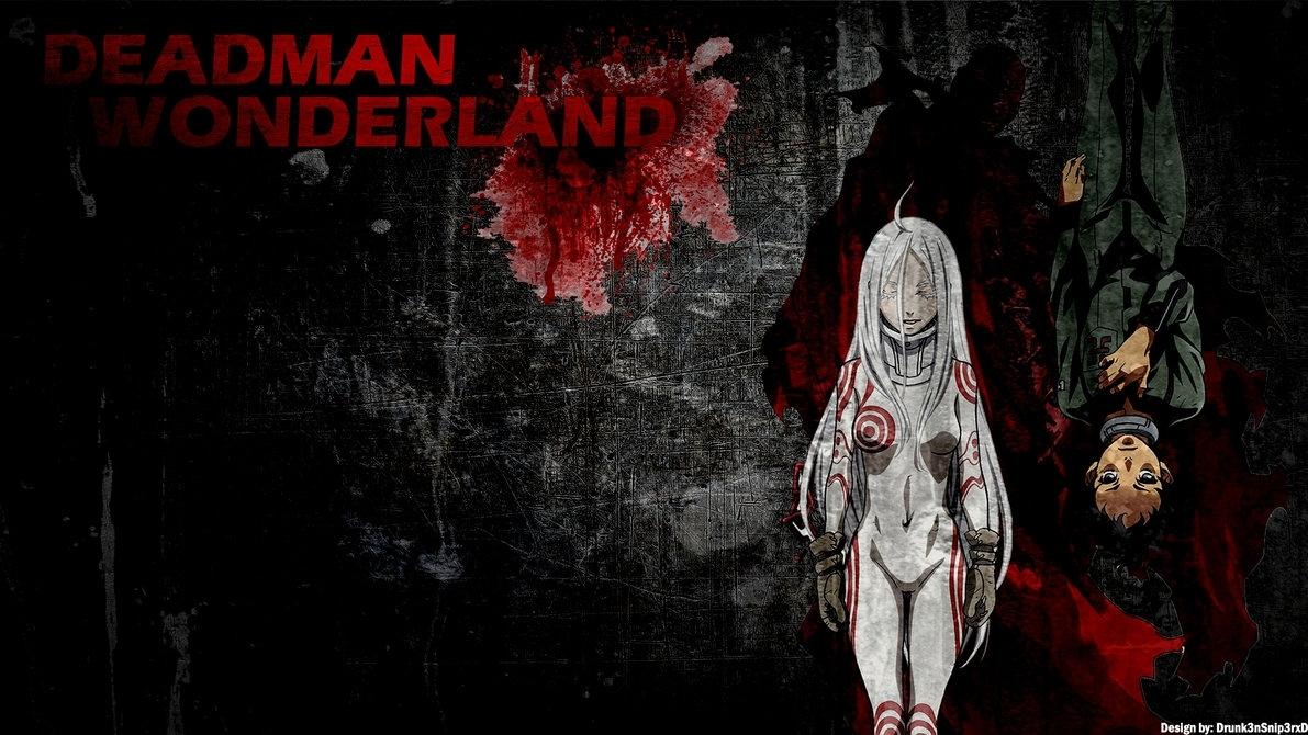 deadman wonderland wallpaper 1920x1080drunk3nsnip3rxd on deviantart